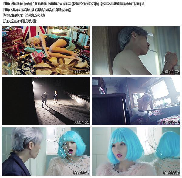[MV] Trouble Maker   Now [MelOn HD 1080p]