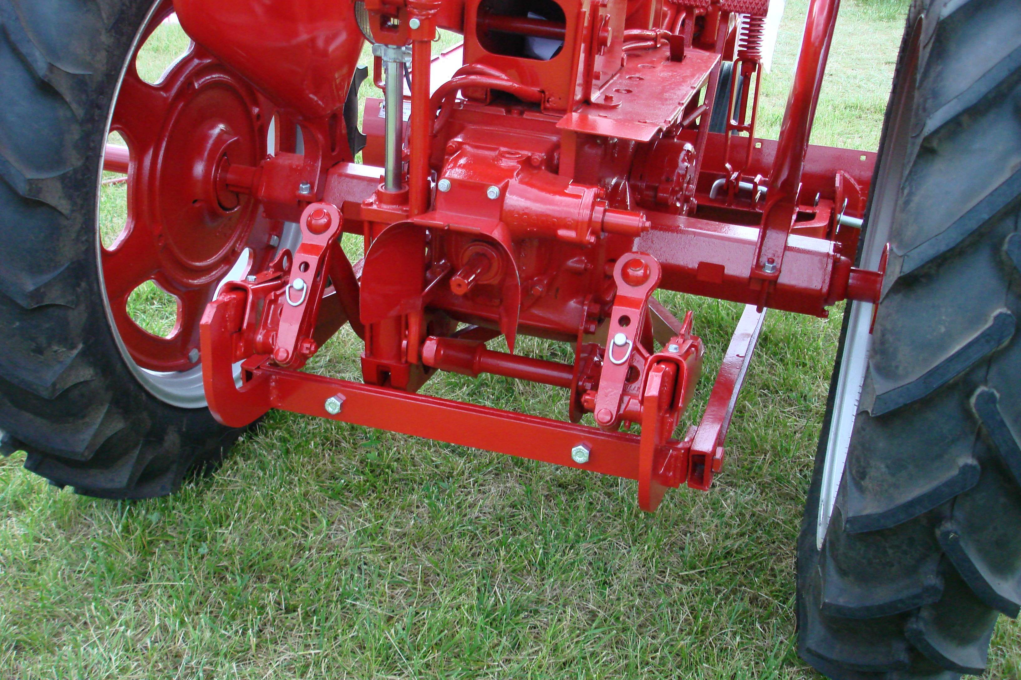 1949 Farmall Super C Manual