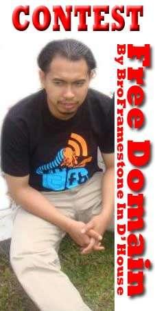 bro, broframestone yang encem, bro blogger, blogger yang handsome, contest, contest blogger
