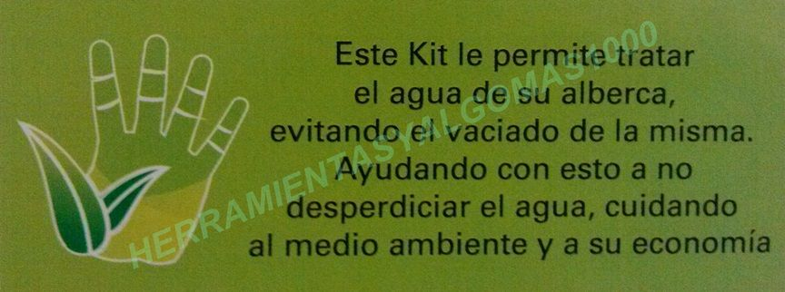 KIT DE MANTENIMIENTO