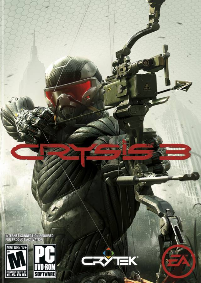 Crysis 3 - RELOADED Tek Link Full Türkçe indir
