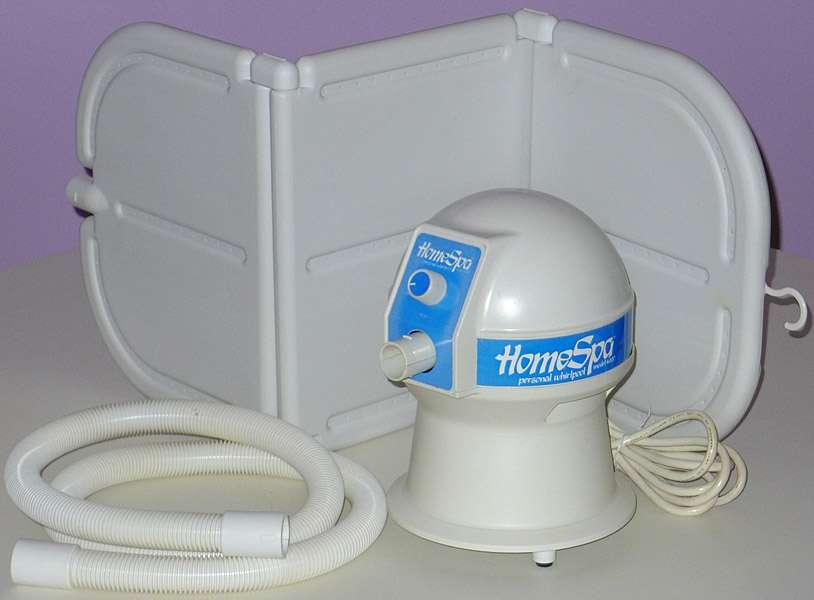 Homespa Vintage Portable Bathtub Spa Whirlpool Bubble
