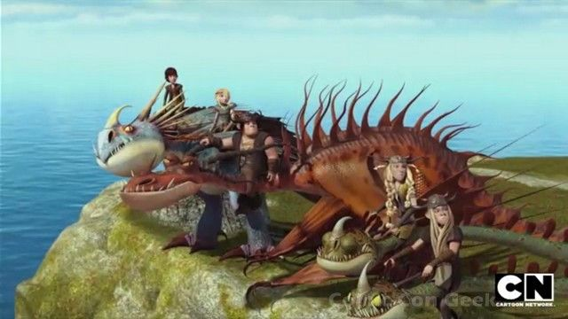 Dragons Riders of Berk Season 1 (2013)