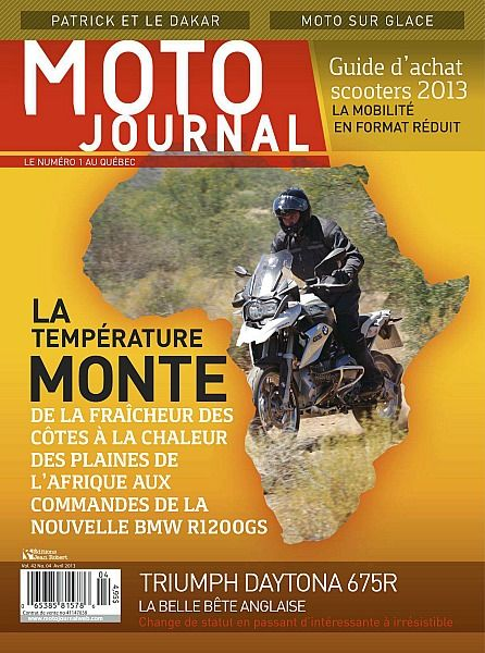  Moto Journal Avril 2013