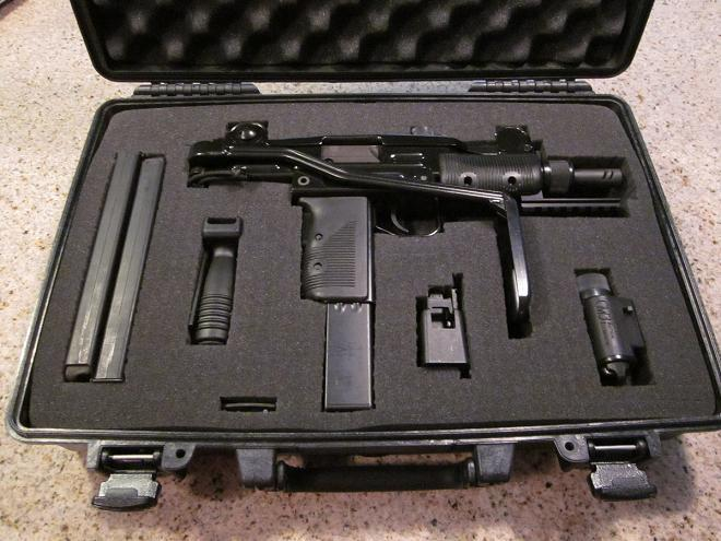 Secret Service Uzi Case - Sporting Rifles - AR15 AK47 Gun Forums