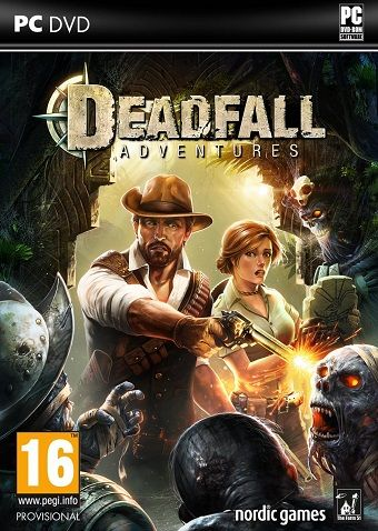 [PC] Deadfall Adventures - ENG