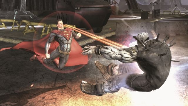 INJUSTICE : GODS AMONG US - ULTIMATE EDITION