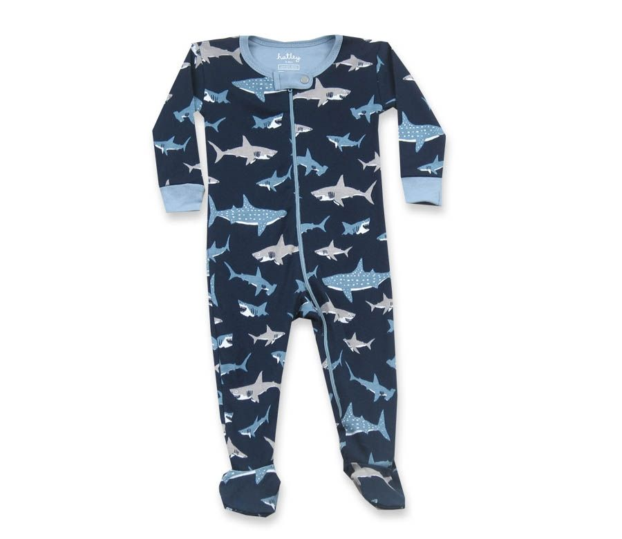 Shark Baby PJs at Cool Mom Picks