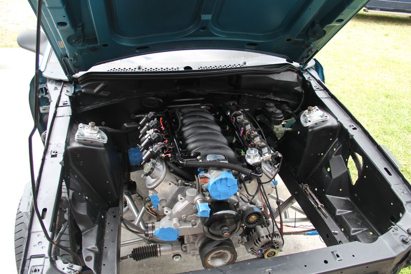 engine031812 94 mustang 5 3 ls swap ford mustang forums corral net mustang  at edmiracle.co