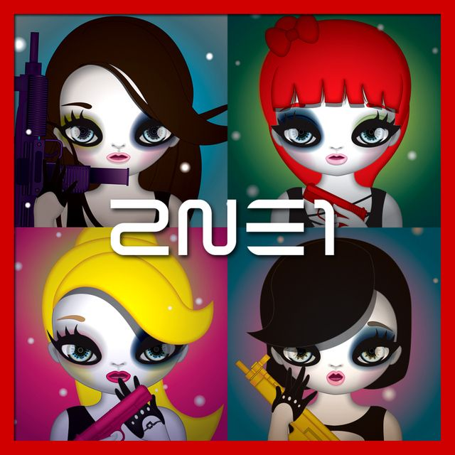 2NE1 - Hate You Cover