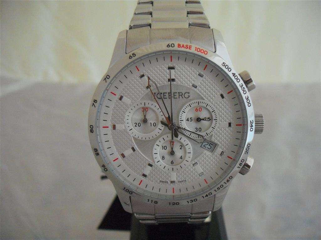 quality design 6e3cd 70cea Vendesi orologi da uomo Iceberg prezzo affare - Giuristi ...