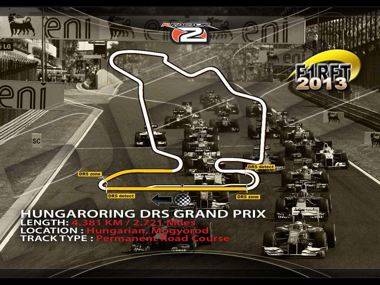 Hungaroring 2013 v2 2